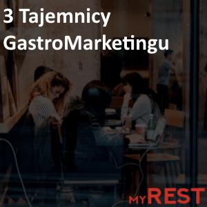 3 tajemnicy marketingu w gastronomii